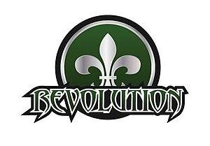 Cincinnati Revolution - Image: Cincinnati Revolution Logo