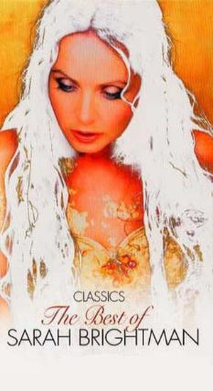 Classics: The Best of Sarah Brightman - Image: Classicsdvd