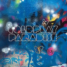 paradise coldplay song wikipedia