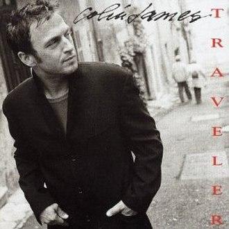 Traveler (Colin James album) - Image: Colin James Traveler
