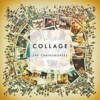 Collage (EP) - Image: Collage, album cover