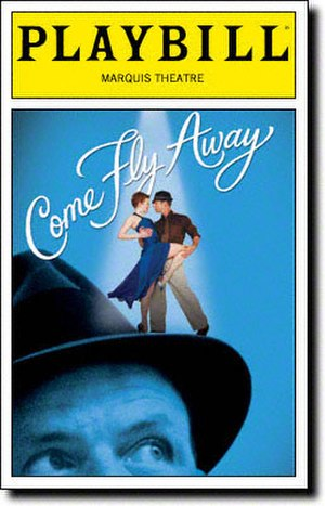 Come Fly Away - Broadway Playbill