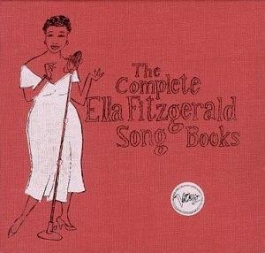 The Complete Ella Fitzgerald Song Books - Image: Complete Ella Songbooks