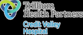 Credit Valley Hospital - Image: Credit Valley Hospital logo