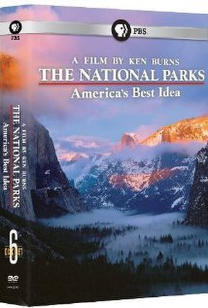 The National Parks: America's Best Idea - Image: DVD cover of The National Parks America's Best Idea