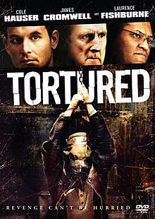 DVD cover of Tortured (film).jpg