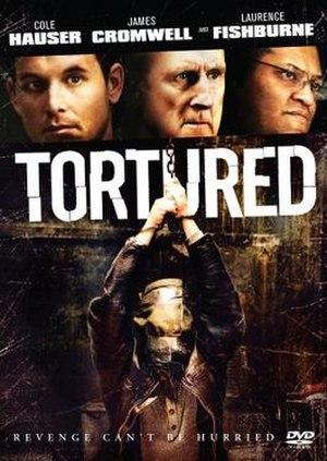 Tortured (film) - DVD cover