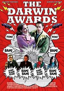 <i>The Darwin Awards</i> (film) 2006 film by Finn Taylor