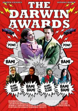 The Darwin Awards (film) - Theatrical release poster