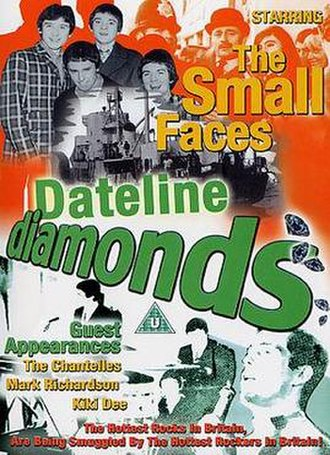 Dateline Diamonds - Theatrical release poster