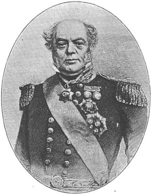 James Whitley Deans Dundas - Admiral Sir James Whitley Deans Dundas