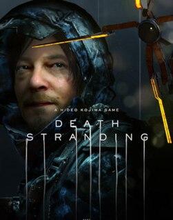 <i>Death Stranding</i> 2019 video game
