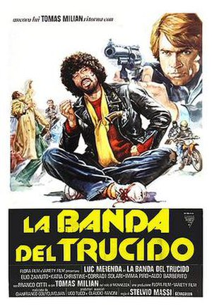 Destruction Force - Italian theatrical release poster by Renato Casaro