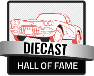 Diecast Hall of Fame - The new logo as adopted in 2017