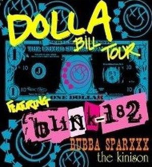 DollaBill Tour - Tour poster