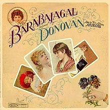 Image result for donovan album 1969 barabajagal