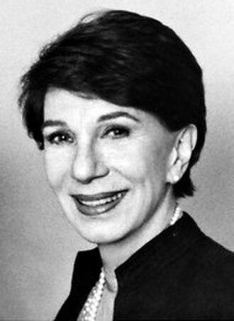 Doris Belack - Belack in 1990