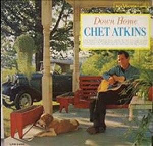 Down Home (Chet Atkins album) - Image: Down Home Chet Atkins