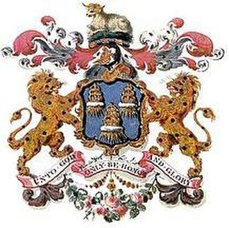 Worshipful Company of Drapers - Arms of the Drapers' Company