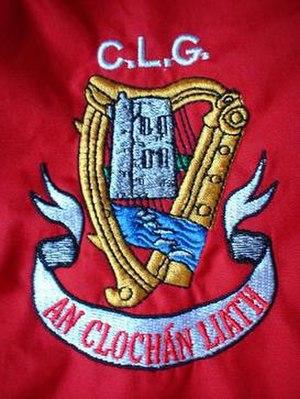 Dungloe GAA - Image: Dungloe GAA logo