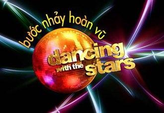 Bước nhảy hoàn vũ - Former logo of Bước nhảy hoàn vũ in 2010