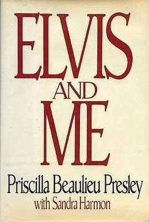 Elvis and Me - First edition (publ. Putnam)