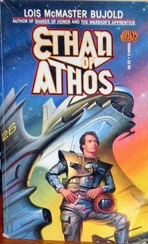 Ethan of Athos - First edition cover