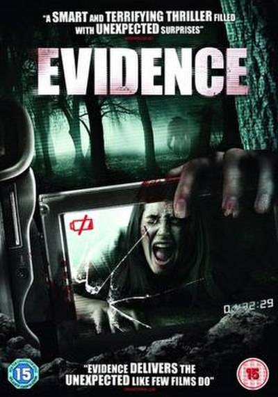 Picture of a movie: Evidence
