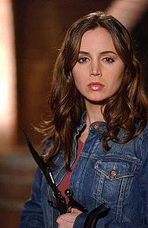Faith (<i>Buffy the Vampire Slayer</i>) character from Buffy the Vampire Slayer