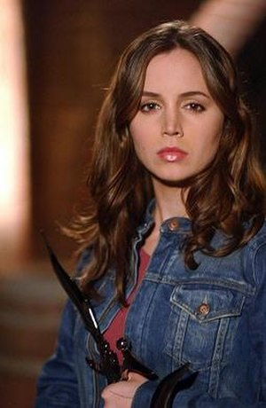Faith (Buffy the Vampire Slayer) - Eliza Dushku as Faith
