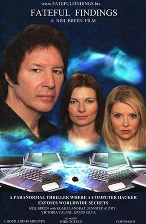 Fateful Findings - Theatrical release poster