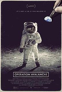 <i>Operation Avalanche</i> (film) 2015 conspiracy thriller film by Matt Johnson