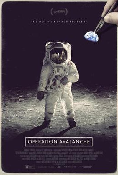 Picture of a movie: Operation Avalanche