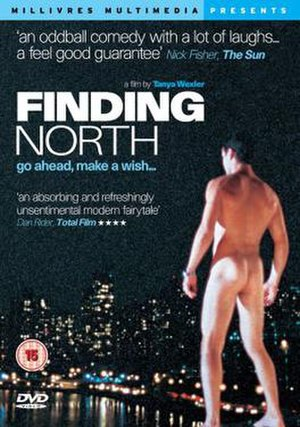 Finding North - Image: Finding North Film Poster