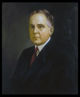 Flem D. Sampson 42nd Governor of Kentucky