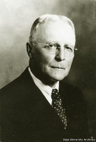 Robert Lee Flowers - Robert Lee Flowers, Courtesy of the Duke University Archives