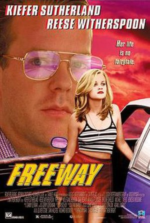 Freeway (1996 film) - Theatrical release poster
