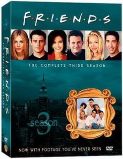 <i>Friends</i> (season 3) Season of television series