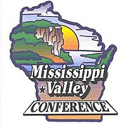 Mississippi Valley Conference logo