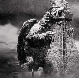Gamera - Gamera as featured in the original 1965 film