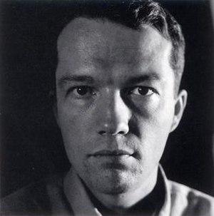 George Brecht - George Brecht, 1964, portrait by George Maciunas