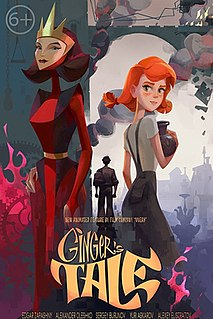 <i>Gingers Tale</i>
