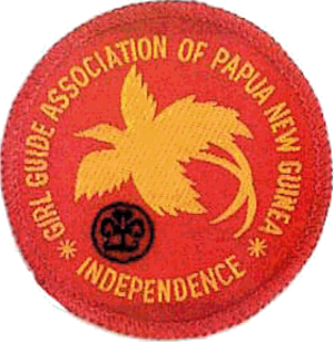 Girl Guides Association of Papua New Guinea - Image: Girl Guides Association of Papua New Guinea