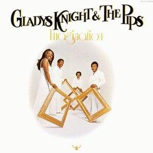 Imagination (Gladys Knight & the Pips album) - Image: Gladys pips imagination
