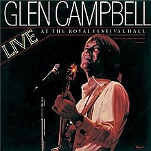 Glen Campbell Live at the Royal Festival Hall album cover.jpg