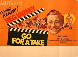 <i>Go for a Take</i> 1972 film by Harry Booth