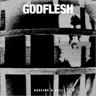 <i>Decline & Fall</i> (EP) 2014 EP by Godflesh