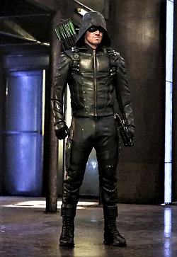 Green Arrow (Stephen Amell)