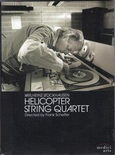 <i>Helicopter String Quartet</i> 1996 film