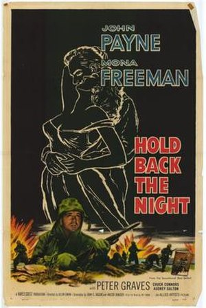 Hold Back the Night - Original film poster